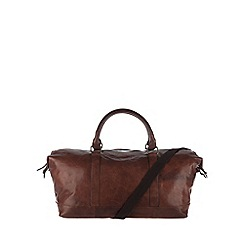 Made by Stitch - Treacle 'Port' handmade vintage leather holdall
