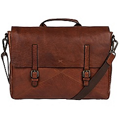 Made by Stitch - Treacle 'Big Andrew' handcrafted laptop satchel
