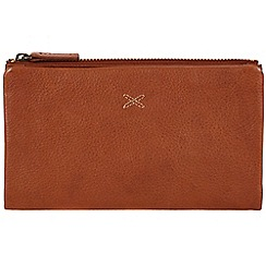Made by Stitch - Toffee 'Mary' handmade leather purse
