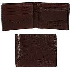 Made by Stitch - Espresso 'Keswick' handmade leather wallet