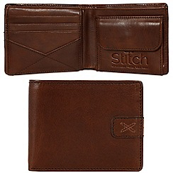 Made by Stitch - Veg-tan 'Axbridge' handmade leather wallet