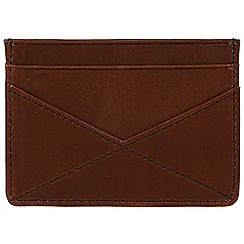 Made by Stitch - Veg-tanned 'Staveley' handmade leather wallet