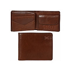 Made by Stitch - Veg-tanned 'Rusland' handmade leather wallet