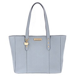 Portobello W11 - Bluebell 'Tyra' Saffiano real leather hand bag