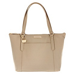 Portobello W11 - Frappe 'Naomi' Saffiano real leather hand bag