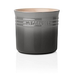 Le Creuset - Large Utensil Jar Flint