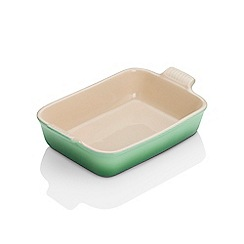 Le Creuset - Heritage 26m Deep Rectangular Dish Rosemary