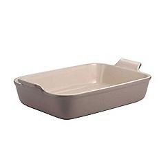 Le Creuset - Sisal stoneware 26cm deep rectangular dish