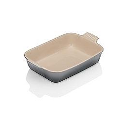Le Creuset - Heritage 26cm Deep Rectangular Dish Flint