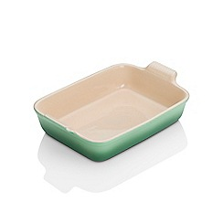 Le Creuset - Heritage 32cm Deep Rectangular Dish Rosemary