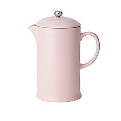 Le Creuset - Coffee Pot & Press Chiff Pink