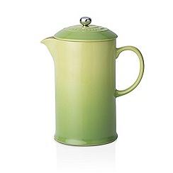 Le Creuset - Coffee Pot & Press Palm