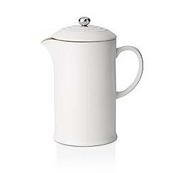 Le Creuset - Coffee Pot & Press Cotton