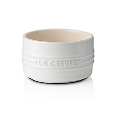 Le Creuset - Stackable Ramekin Cotton