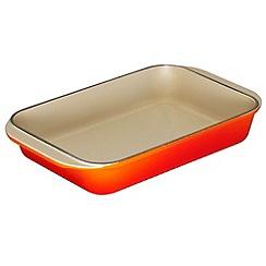 Le Creuset - Volcanic cast iron 30cm rectangular dish