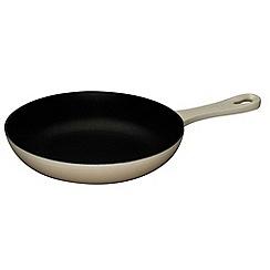 Le Creuset - Almond cast iron 20cm omelette pan