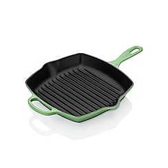 Le Creuset - Signature  Square  Grill it 26cm Rosemary