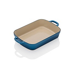 Le Creuset - Evo Rect Roaster 29 Marselle blue