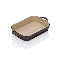 Le Creuset - Evo Rect Roaster 29 Cassis