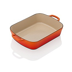 Le Creuset - Evo Rect Roaster 33 Volcanic