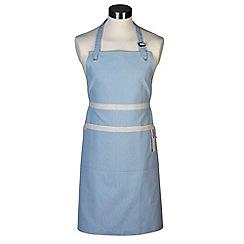 Le Creuset - Coastal blue chefs apron