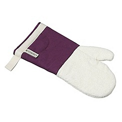 Le Creuset - Cassis 14inch oven mitt