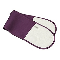 Le Creuset - Cassis double oven glove
