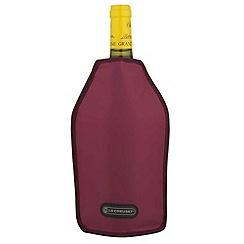Le Creuset - Burgundy WA-126 cooler sleeve