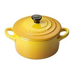Le Creuset - Dijon stoneware petite round casserole