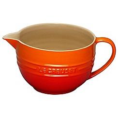 Le Creuset - Volcanic stoneware mixing jug