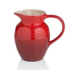 Le Creuset - Cerise red breakfast jug