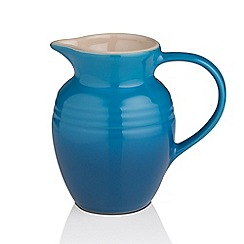 Le Creuset - Marseille blue breakfast jug