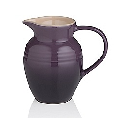 Le Creuset - Cassis purple breakfast jug
