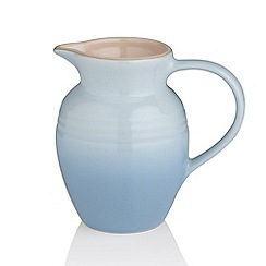 Le Creuset - Coastal blue breakfast jug
