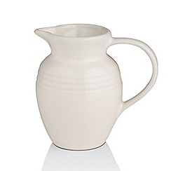 Le Creuset - Almond cream breakfast jug
