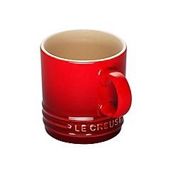 Le Creuset - Cerise stoneware espresso mug