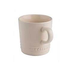 Le Creuset - Almond stoneware 200ml cappuccino mug
