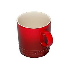 Le Creuset - Cerise stoneware mug