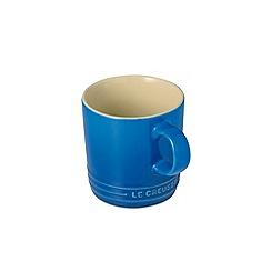Le Creuset - Marseille blue stoneware mug