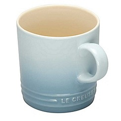 Le Creuset - Coastal blue stoneware mug