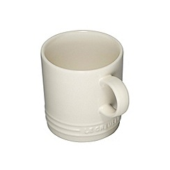 Le Creuset - Almond stoneware mug