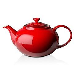 Le Creuset - Cerise stoneware classic teapot