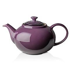 Le Creuset - Cassis stoneware classic teapot