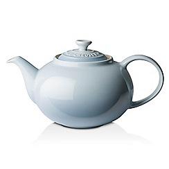 Le Creuset - Coastal blue stoneware classic teapot