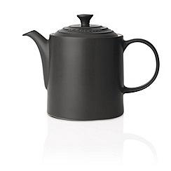 Le Creuset - Grand Teapot Satin Black