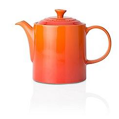 Le Creuset - Volcanic stoneware grand teapot