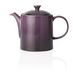 Le Creuset - Cassis stoneware grand teapot