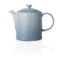 Le Creuset - Coastal blue stoneware grand teapot