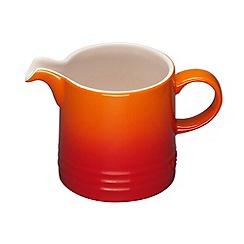 Le Creuset - Volcanic stoneware milk jug