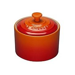 Le Creuset - Volcanic stoneware sugar bowl